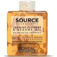 Source Essentielle шампунь Квіти Жасмину і Олія Кунжуту, живильний  для сухого волосся