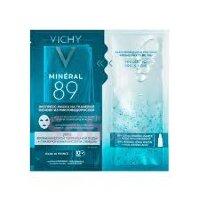Mineral 89 Експрес-маска на тканинній основі з мікроводоростей