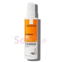 Anthelios спрей Високий ступінь захисту для обличчя і тіла SPF 30