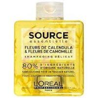 Source Essentielle шампунь Квіти Календули і Ромашки,  для чутливої шкіри голови, для всіх типів волосся