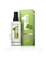 Revlon Professional Uniq One All In One маска - спрей для волосся з ароматом зеленого чаю