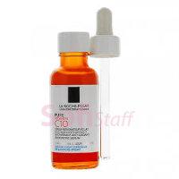 Pure Vitamin C10 Сироватка-антиоксидант проти зморщок для відновлення шкіри обличчя