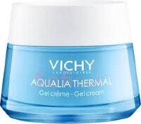 AQUALIA THERMAL Гель-крем для глибокого зволоження шкіри обличчя нормальної та комбінованої шкіри