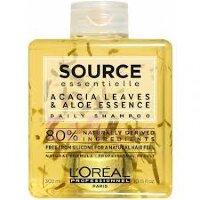 Source Essentielle шампунь Листя Акації і Есенція Алое,  для щоденного використання, для волосся всіх типів